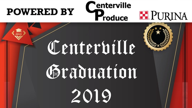 2019 Centerville High School Graduation 5-19-19