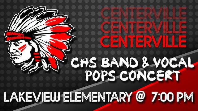 Virtual Choir Pops Concert 2-25-21