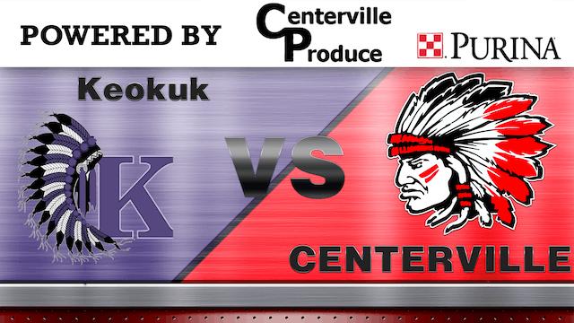 HighLights: Keokuk vs Centerville Football Keokuk Highlights 9-14-18