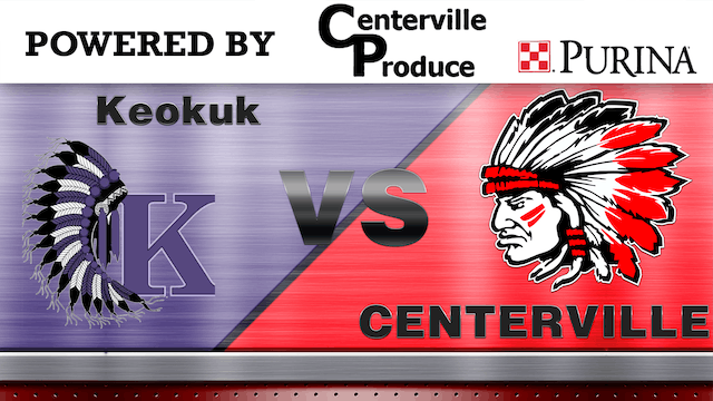HighLights: Keokuk vs Centerville Foo...