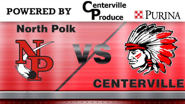 Centerville Baseball vs North Polk Substate 7   7-24-19