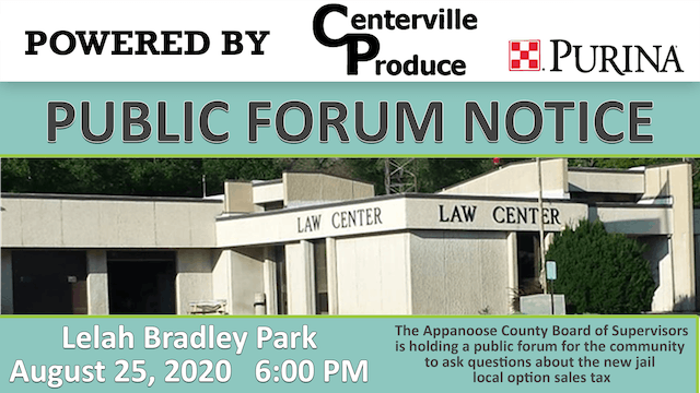 Public Forum on New Jail & Local Option Sales Tax - Part 3