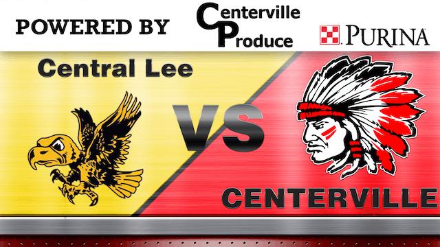 Centerville Boys Soccer vs Central Lee 4-11-19