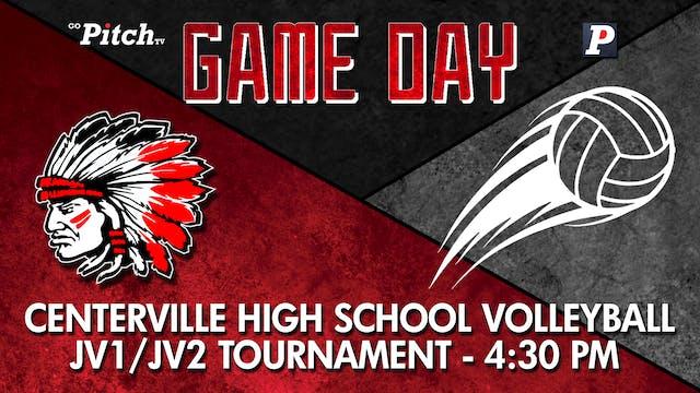 Centerville Volleyball JV1 & JV2 Tour...