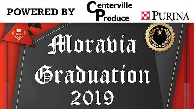 2019 Moravia Graduation   5-12-19