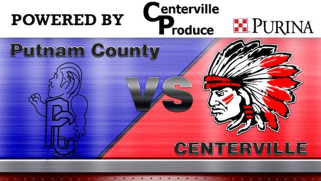 Centerville vs. Putnam County Boys Varsity 12-4-12