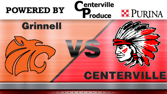 Centerville Baseball vs Grinnell   (Class 3A Substate 7 District 14)   7-22-19