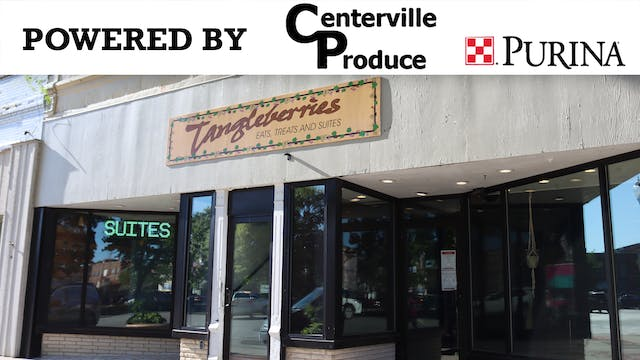 Tangleberries Set to Reopen June 15th...