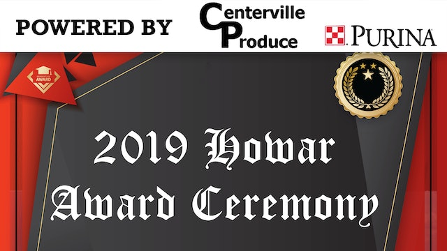 2019 Howar Award Ceremony 5-16-19