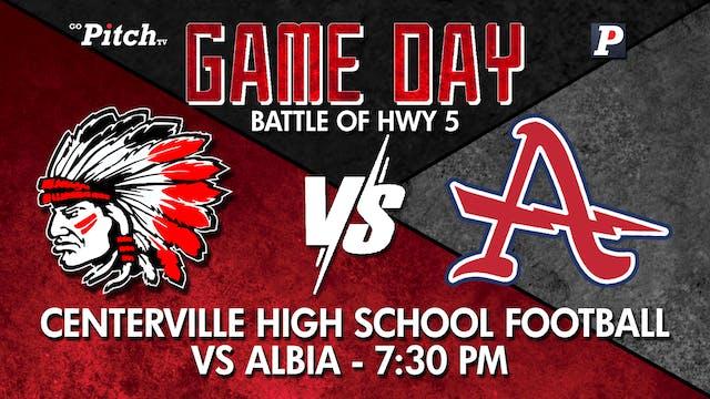 9-3-21 Centerville JV2 Football vs Albia