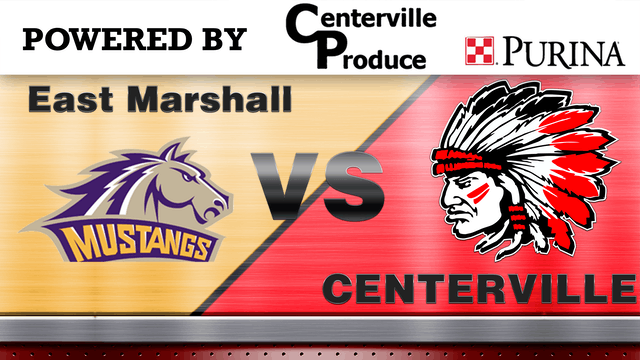 Centerville Baseball vs. East Marshal...