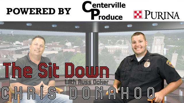 The Sit Down S1 E5 Sgt. Chris Donahoo