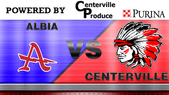 Centerville Boys Basketball at Albia 12-13-19