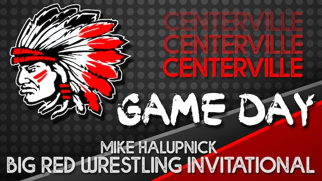 Big Red Mike Halupnick Wrestling Invi...