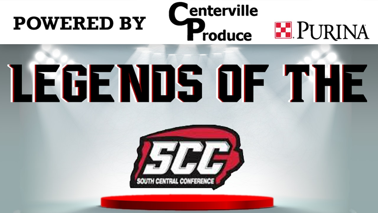 Legends of the SCC (South Central Conference)