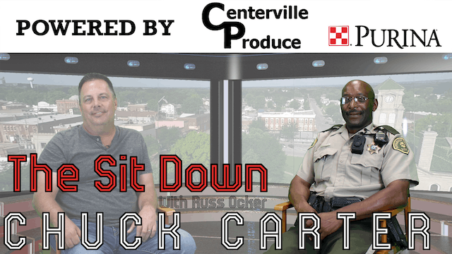 The Sit Down S2 E1 Chuck Carter
