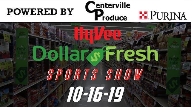 HyVee Sports Show 10-16-19