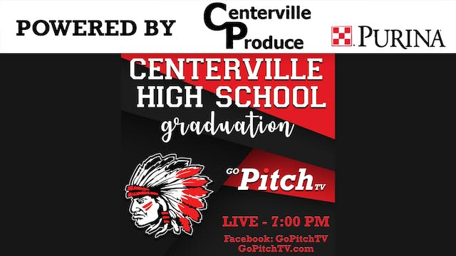 Centerville High School Graduation 2020