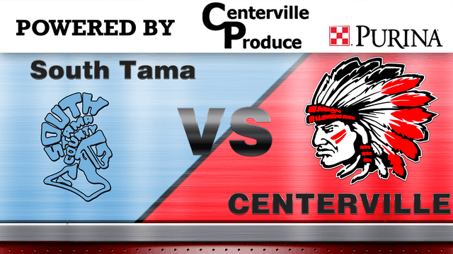 Centerville Girls Basketball vs South Tama Regional Round 2 2-13-19