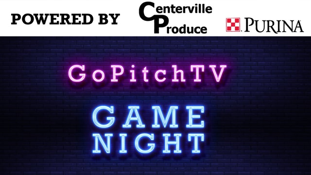 GoPitchTV Game Night