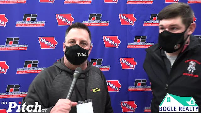 Head Coach Bevins' thoughts going int...