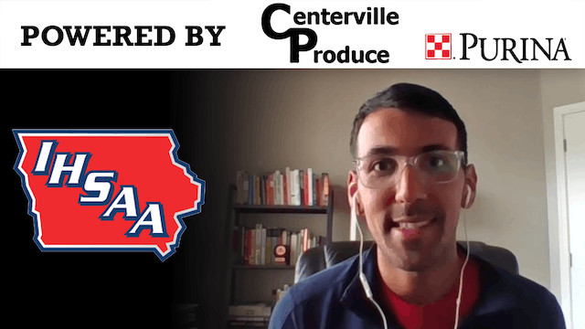 Get to know Chris Cuellar with IHSAA