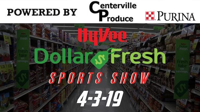 HyVee Sports Show 4-3-19