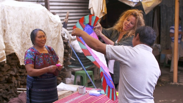 Guatemala: Kites for the Dead