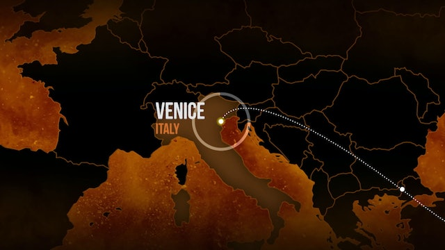 Venice, Gateway to the Orient