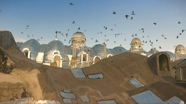 Tabriz, Capital of Merchants
