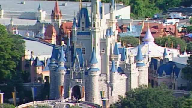 Walt Disney Resort Behind The Scenes