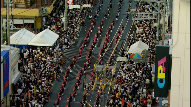 Kyu-bon and Eisa Festivals - Okinawa, Japan