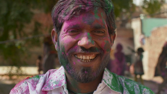 India: Festival of Colors
