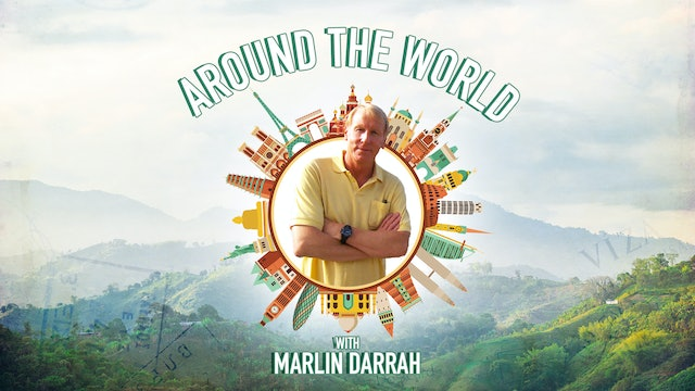 Around the World with Marlin Darrah