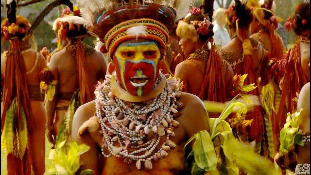 September Cultural Shows - Papua New Guinea