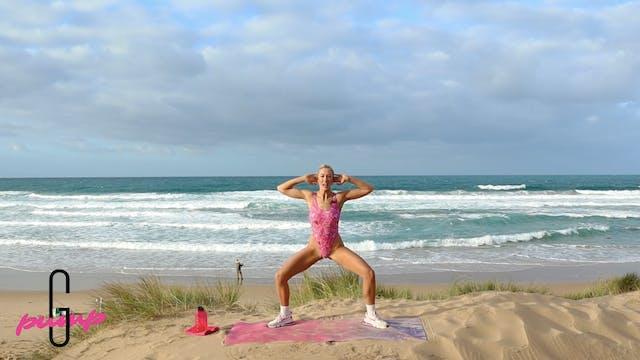 #GPump_Cardio, Leg Focused Workout