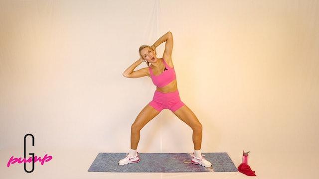 #GPump_Post Natal Upper Body Workout