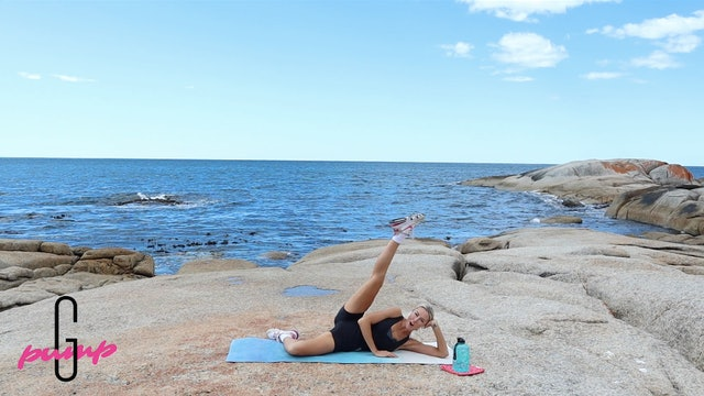 #GPump_Pilates Inspired Conditioning Workout