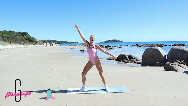 #GPump_Dance Cardio Full Body Workout