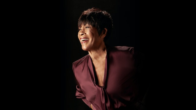 Bettye LaVette with Producer Steve Jordan
