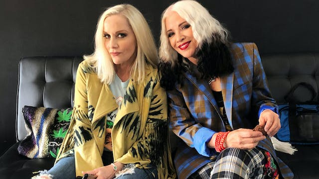Cherie Currie & Brie Darling