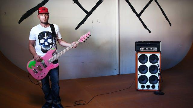 Pearl Jam's Album Producer Josh Evans...