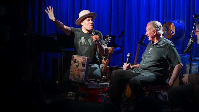 Charlie Musselwhite and Ben Harper