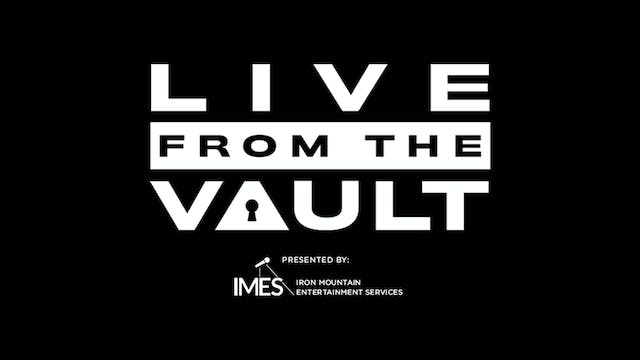 What Is Live from the Vault?: The Ser...