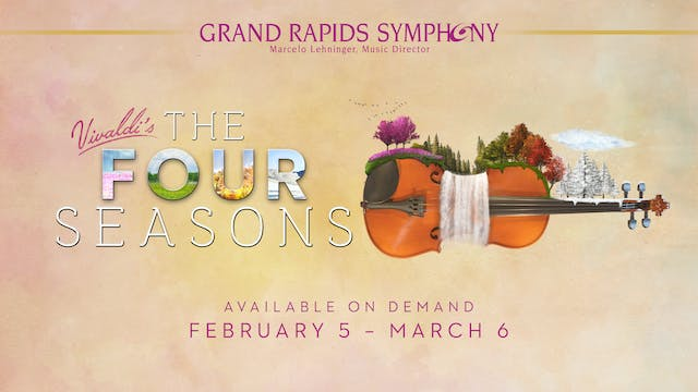 Vivaldi's The Four Seasons