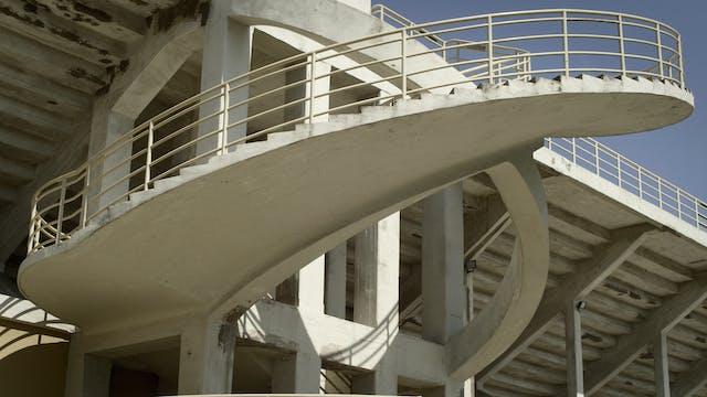 Parabeton: Pier Luigi Nervi and Roman Concrete