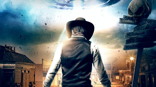 American Cowboys Vs Aliens