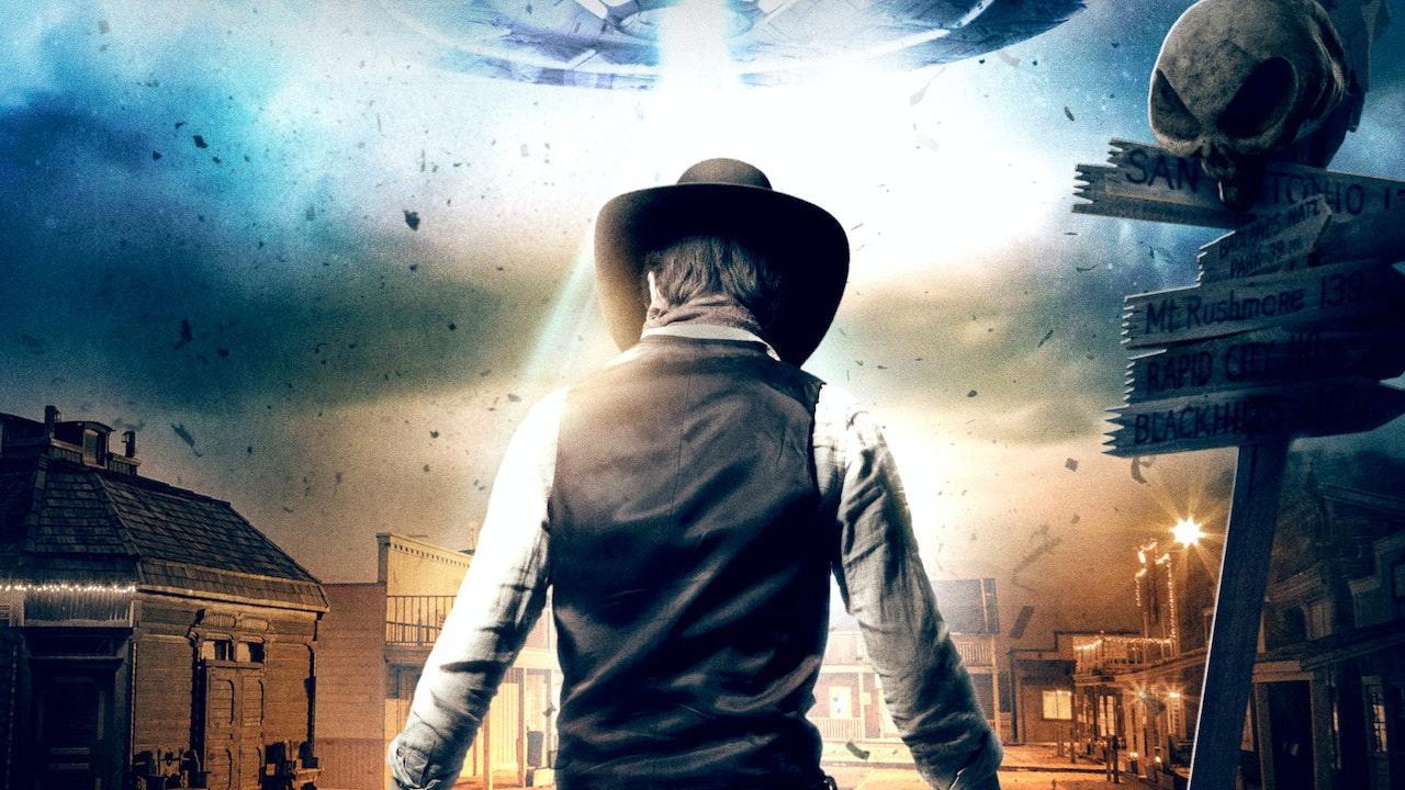 American Cowboys Vs Aliens