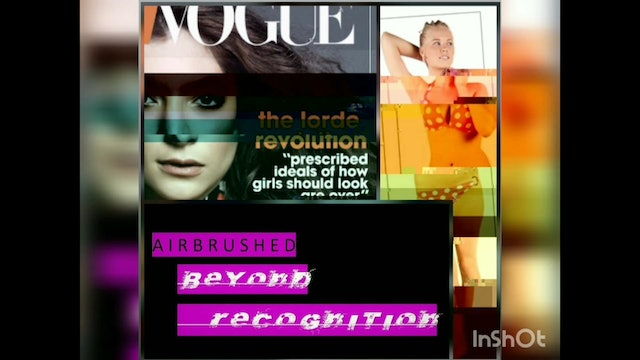 Airbrushed Beyond Recognition