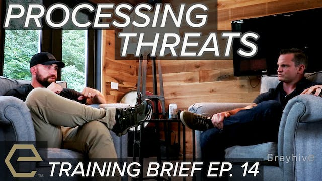TB Ep 14 - How You Process Threats/St...